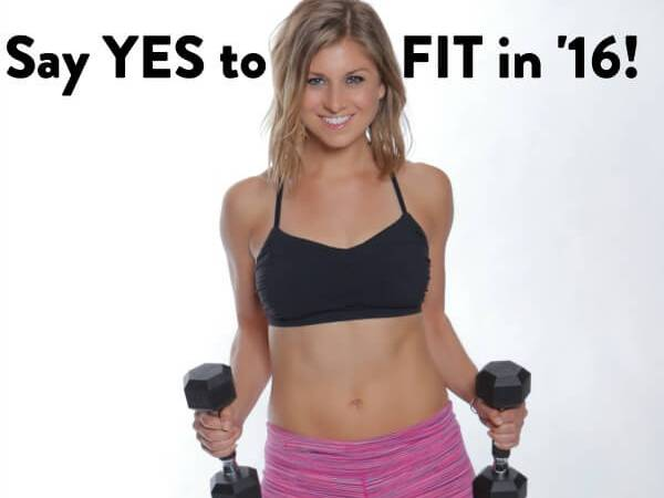 The SFit January Challenge! Say YES to FIT in '16