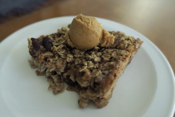 Cranberry Nut Baked Oatmeal (Vegan, Gluten Free)