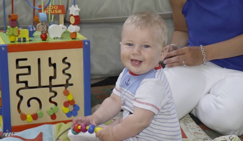 Video: Tommy's 6 Month Update