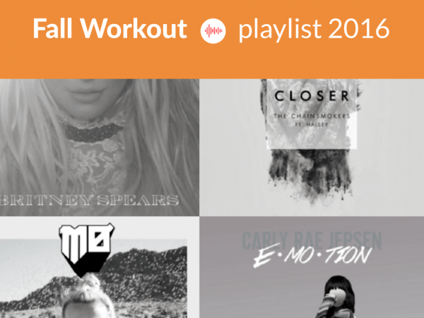 Your Pump Up Workout Playlist For Fall 2016