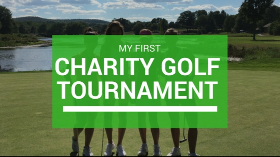 My First Charity Golf Tournament