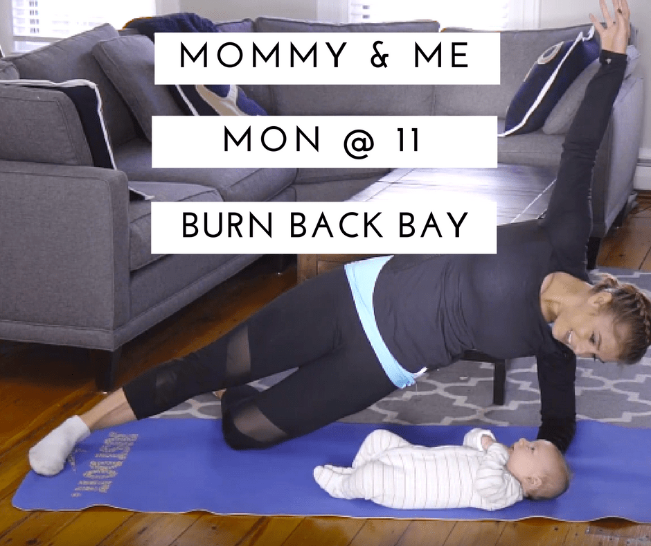 I'm Going Back! New Mommy and Me Workout in Boston