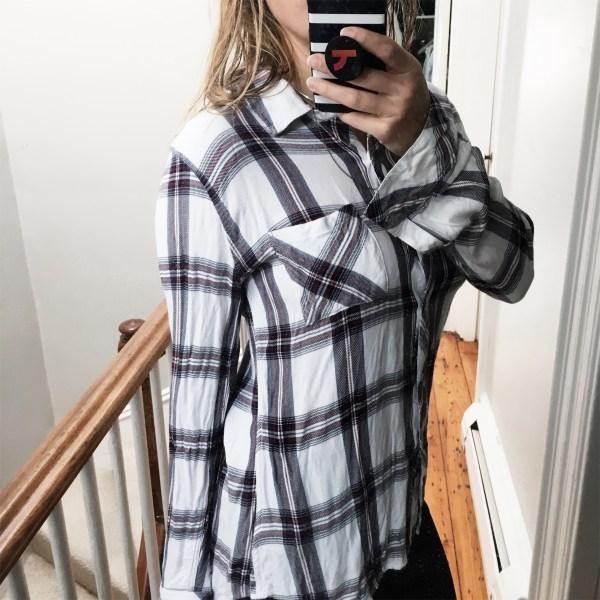 Stitch Fix 2017 Rails Flannel Shirt