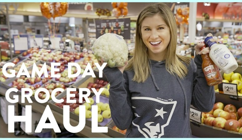 Game Day Grocery Haul | 5 Unique Healthier Snack Ideas than Dip, Nachos + Wings
