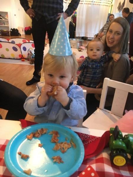 Tommy's Birthday