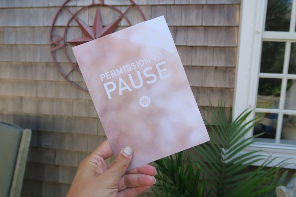 Permission To Pause