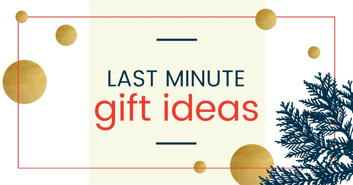 My Guide to Last Minute Gift Shopping