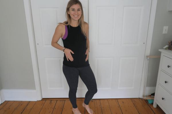 Stitch Fix Maternity Winter Leggings Beyond Yoga