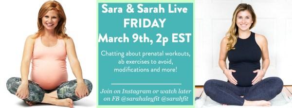 Sara + Sarah