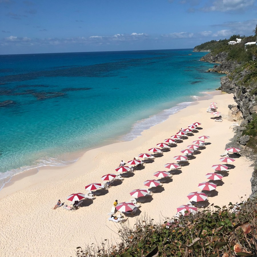 The Beach at The Reefs Hotel Bermuda Review