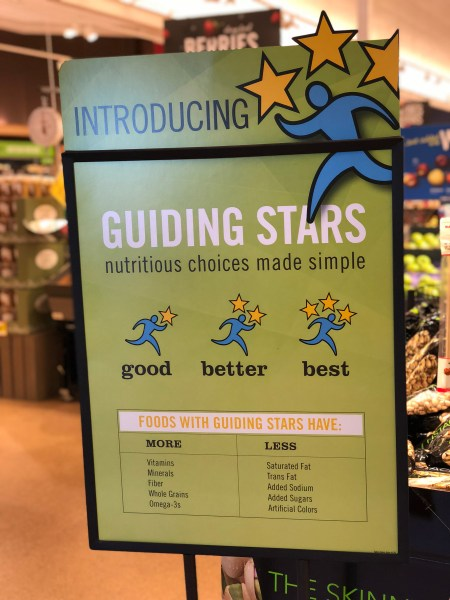 Guiding Stars Stop and Shop