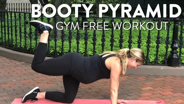 booty pyramid