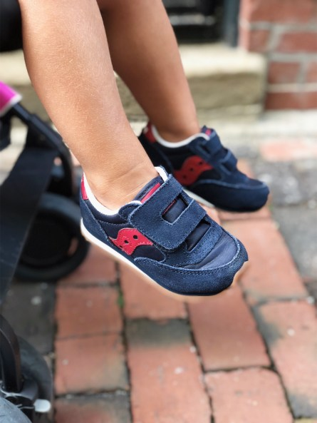 Saucony Kids Originals Jazz Hook & Loop Review