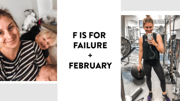 February is For Failure
