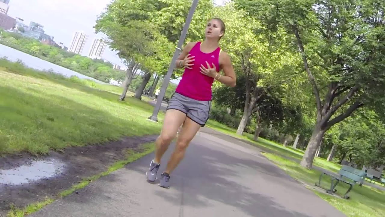 Sh*t Girls Say While Running