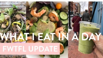 What I Eat In A Day| FASTer Way To Fat Loss WIEIAD