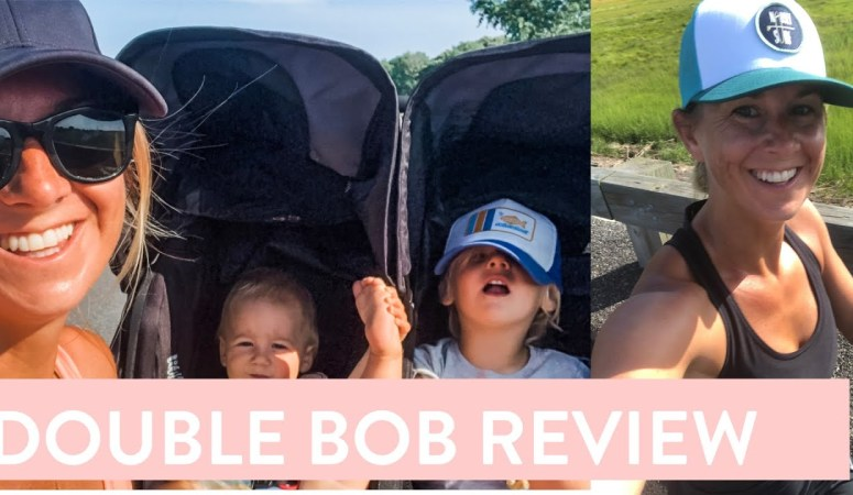 Double Jogging Stroller Review: Bob Revolution Flex 3.0 Duallie