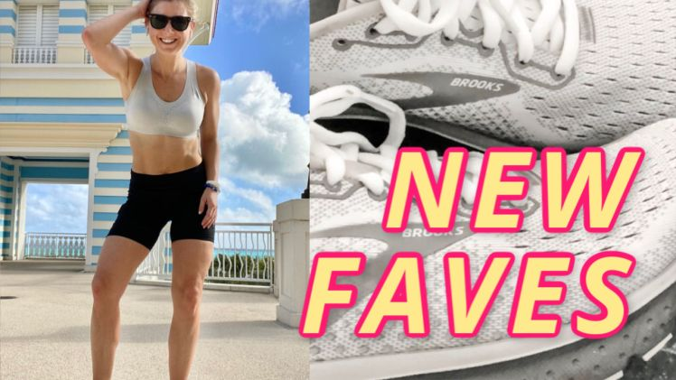 My Newest Obsessions: Brooks Dare Cross-Back Bra + More!