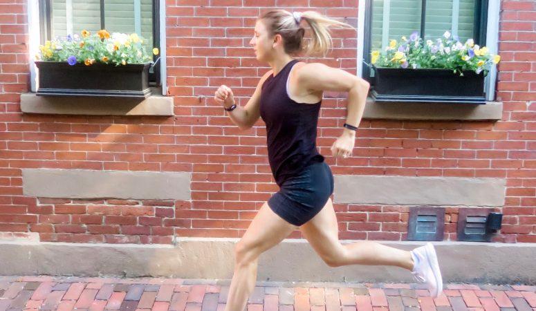 A 30-min Bodyweight Tabata Workout + Brooks Glycerin 18 Review