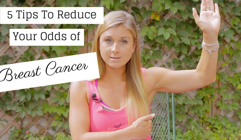 5 Tips To Prevent Breast Cancer