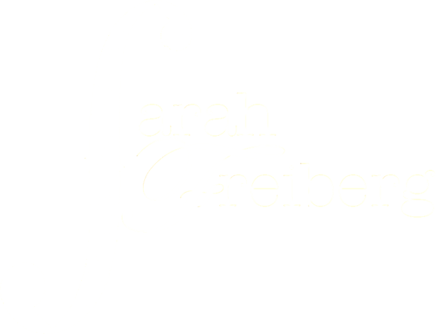 Sarah Freiberg Logo © 2016 by Wayzgoose Digital Design