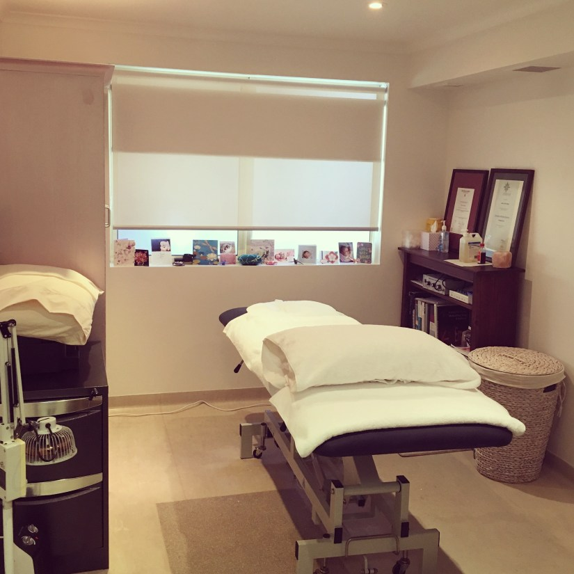 House of Prana treatment room