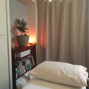 House of Prana room 2 acupuncture Launceston