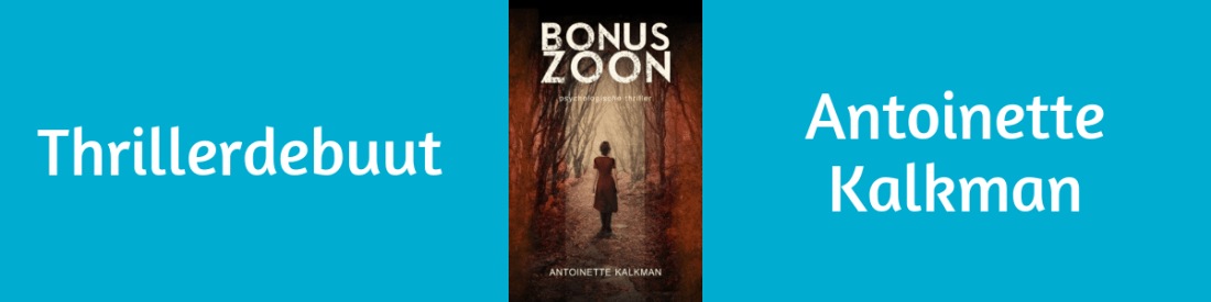 Sarah Gezien - Boek Bonuszoon
