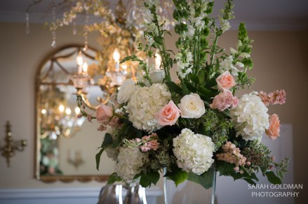 wedding centerpiece by american floral