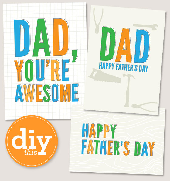 Free Printable Father S Day Cards Sarah Hearts