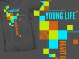 Young Life Heart of Orlando shirt design