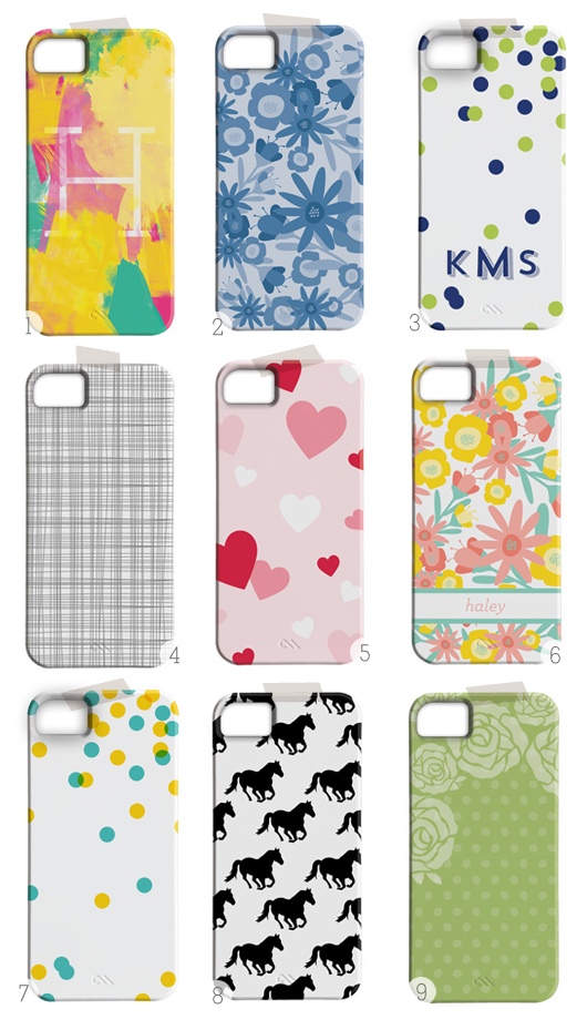 Sarah Hearts | Best iPhone 5 Cases