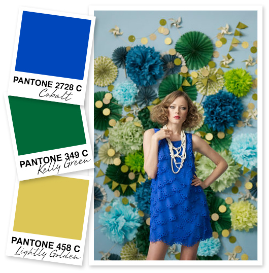 Blue Green And Gold Color Palette Sarah Hearts