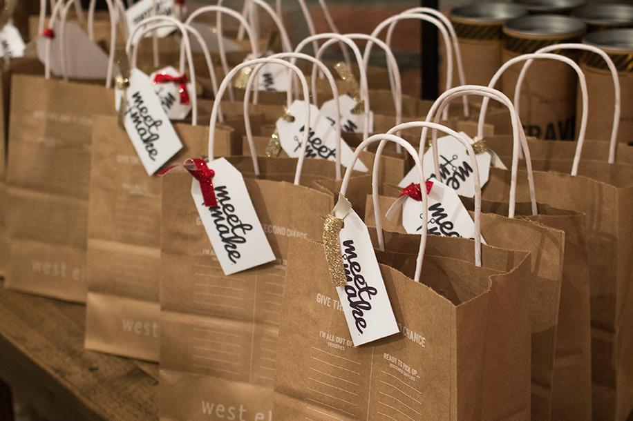 Meet + Make Jacksonville Swag Bags