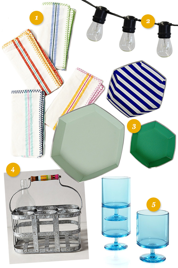 Get ready for summer with these fun entertaining essentials!
