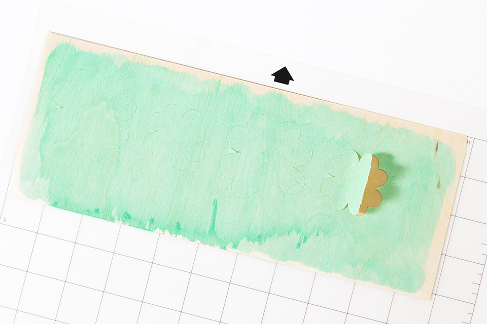 Did you know you can cut wood veneer on a Silhouette? This tutorial shows you how to!