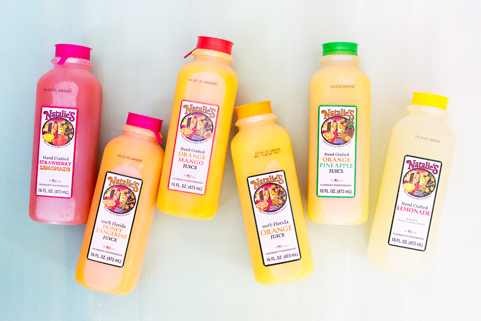 If you love juice then you have to try Natalie's Orchid Island Juice. It's freshly squeezed and has no preservatives or added sugar. It's truly the best juice you can buy!
