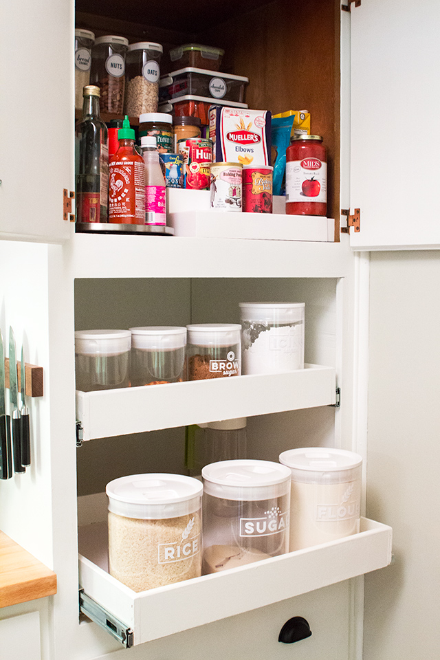 Donu0027t Have A Pantry? Check Out These Smart Storage Solutions To Convert A