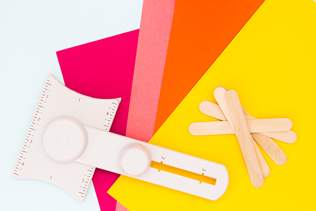 Use a pillow box cutter to create custom party favors.