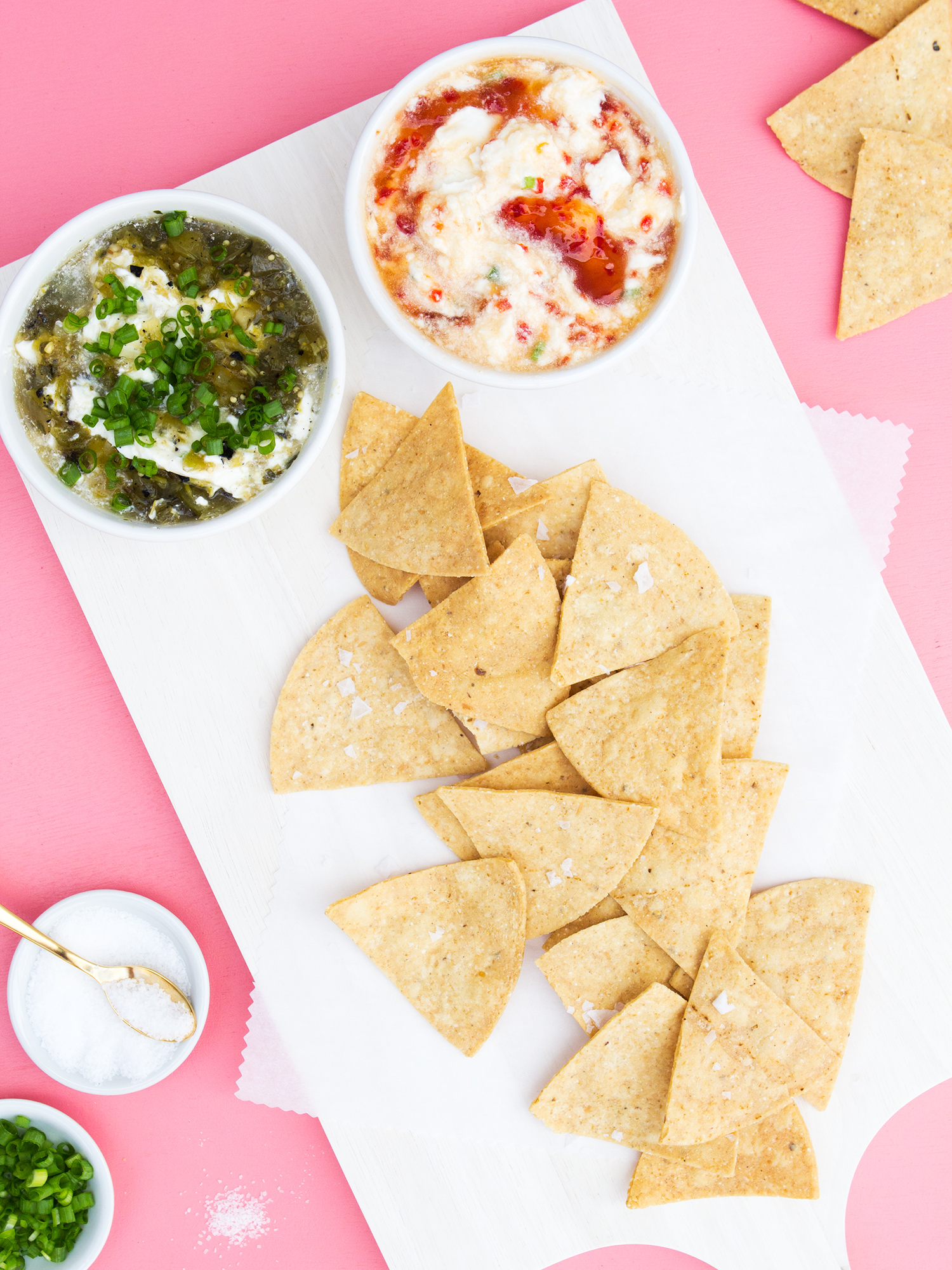 Try these easy spiced cream cheese dips at your next party! They only take a coupe minutes to prepare and are so delicious. #12MonthsofMartha