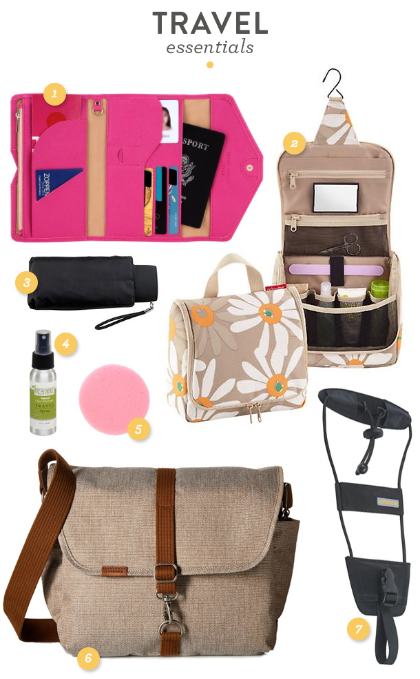 Before your next trip you got to check out this list of essential travel items! These things will make packing a breeze and make travel so much easier!