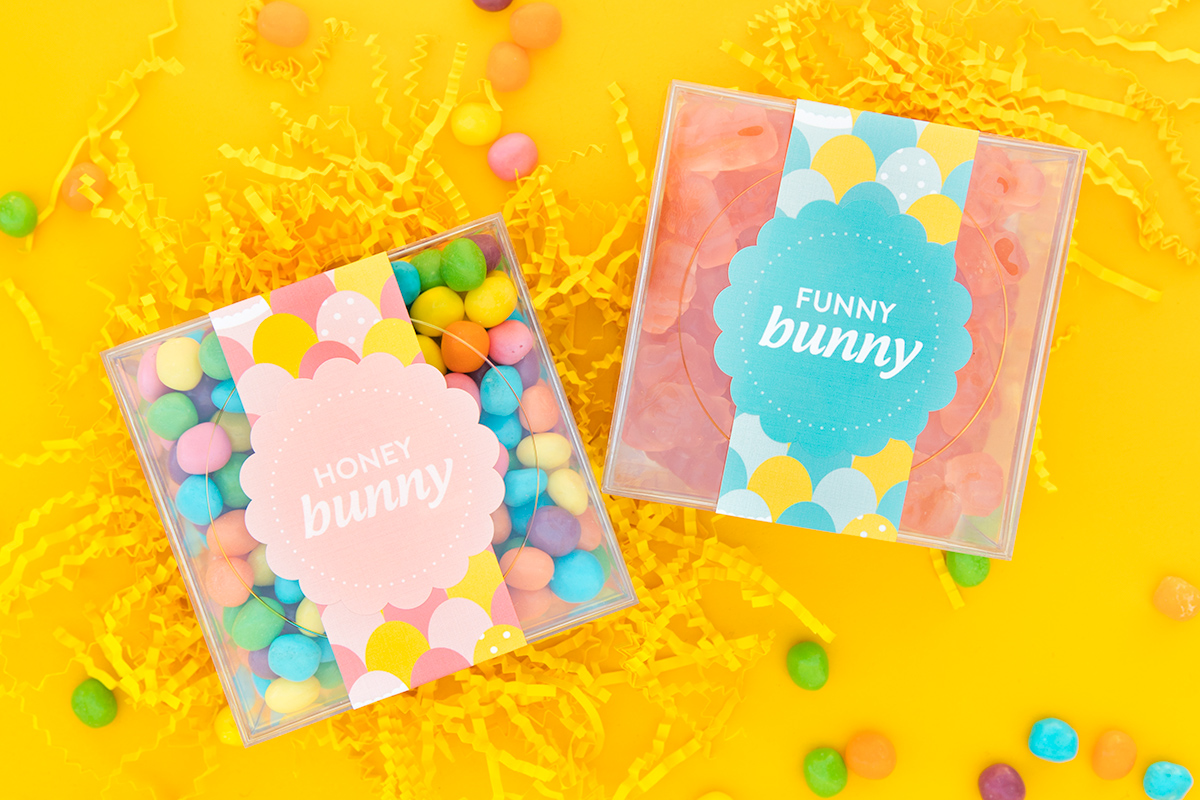 photo regarding Printable Candy Labels identify Printable Easter Sweet Box Labels - Sarah Hearts
