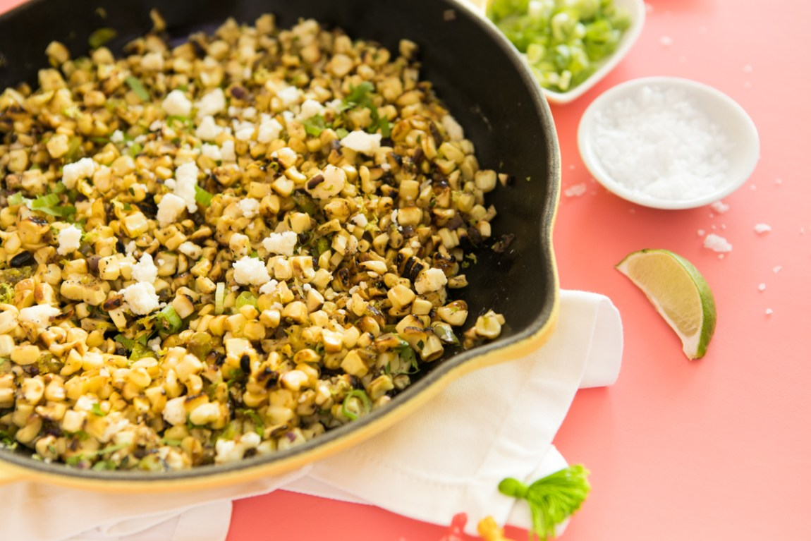 Serve this easy off-the-cob Mexican street corn all summer long. Click through to watch the recipe video!