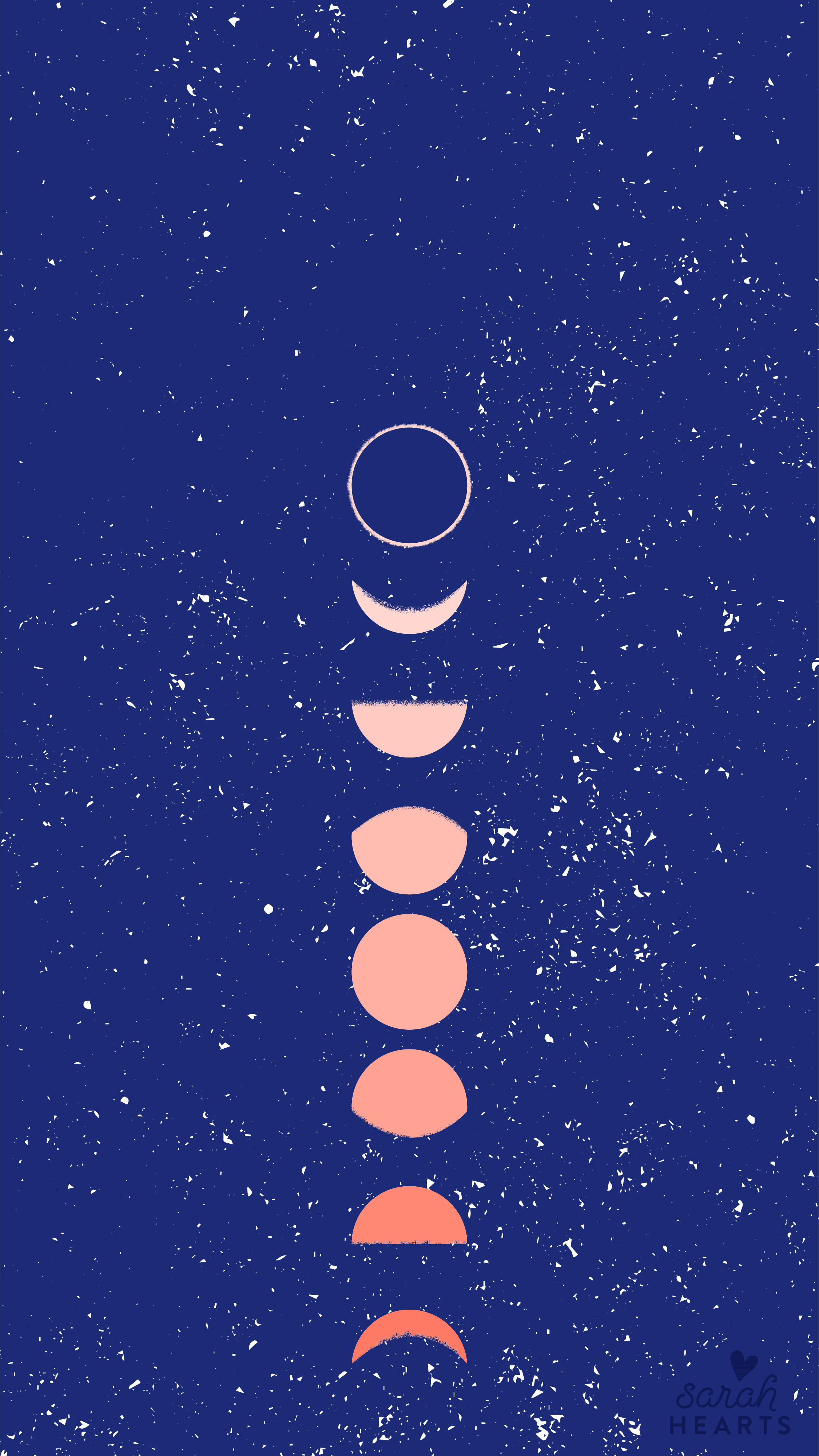 Diy Moon Calendar : September calendar wallpaper sarah hearts