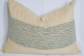 Middle band pillow $30 + materials