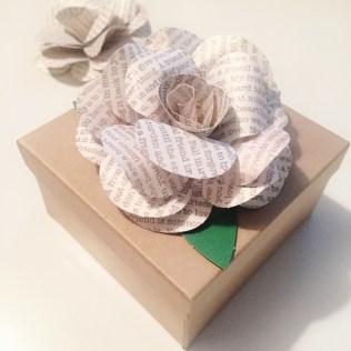 DCWV Rose Gift Box Sarah Hurley