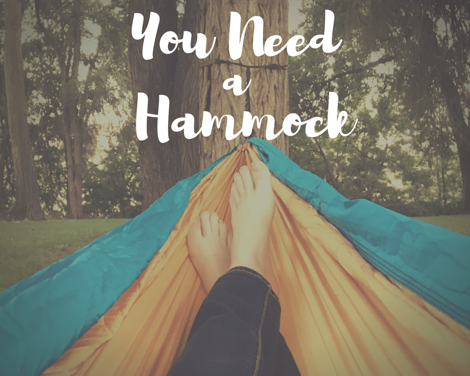 Why You Needa Hammock