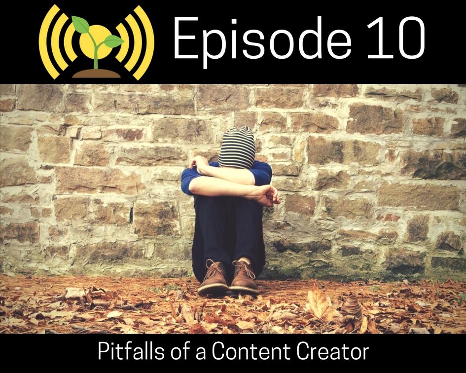 Pitfalls of a Content Creator