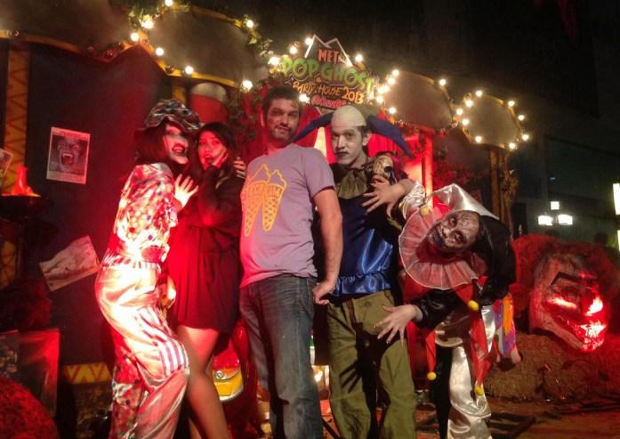 bangkok halloween party