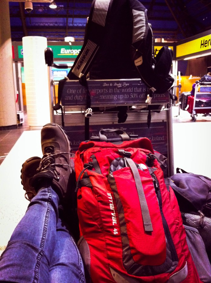 Moving Abroad - Bags